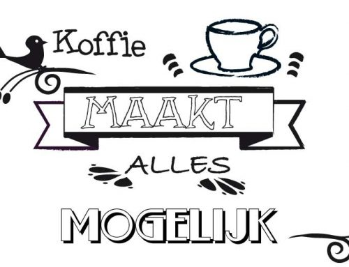 Open Coffee 21 februari